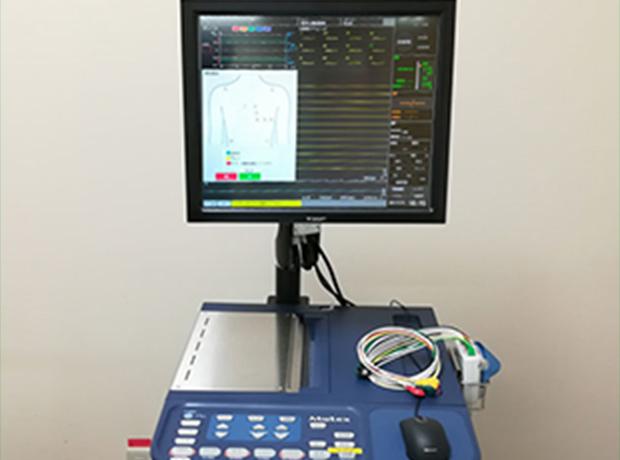 負荷心電図検査2