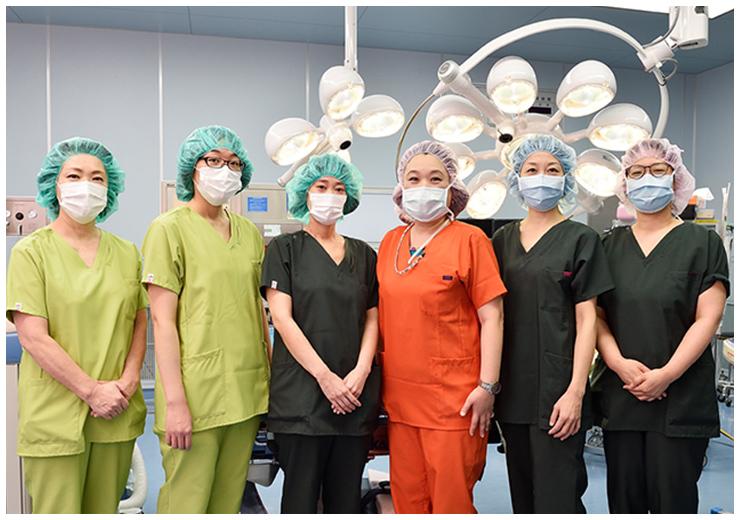 手術室・中央機材室